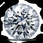 Diamant 0,07 carat Ø 2,70 mm